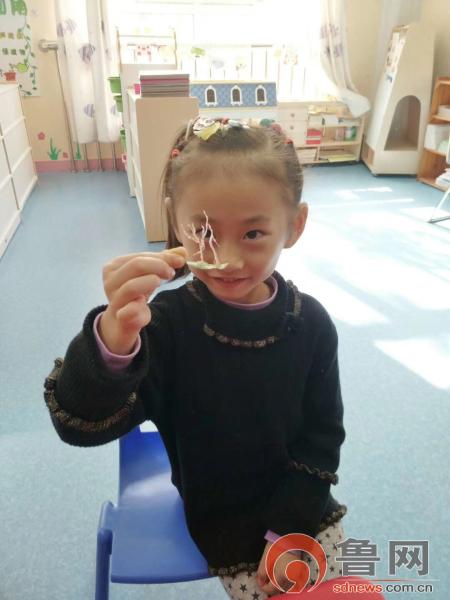 3D绘梦想 创客教育走进山东幼儿园