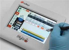 英国Radleys品牌Mya 4自动化反应工作站