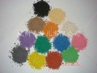 供應彩色EPDM顆粒 黑色橡膠顆粒 三元乙丙顆粒