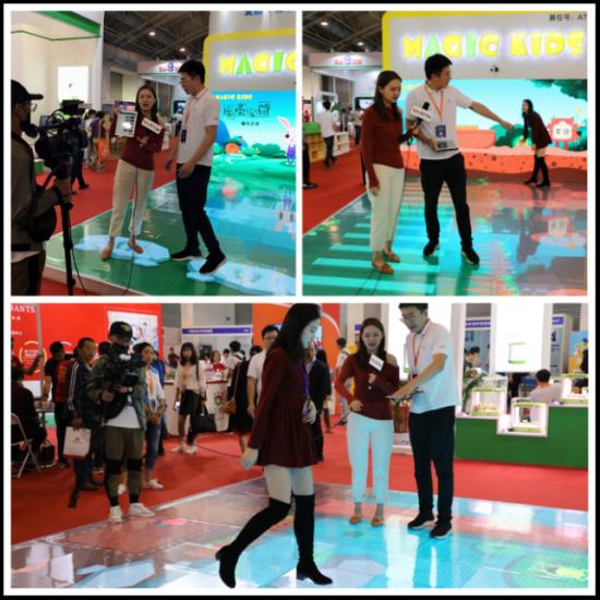 引领趋势,赛鲁班MAGIC KIDS点亮北京国际幼教展
