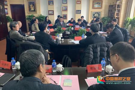 台湾东吴大学校长潘维大一行到访云南民族大学