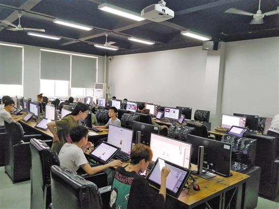 全省首家 东莞一高校今年将开设电竞专业